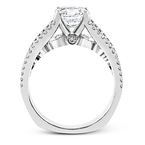 Simon G MR2248-D ENGAGEMENT RING