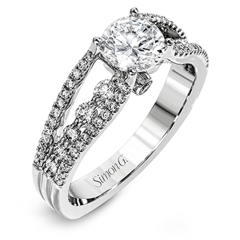 MR2248-D ENGAGEMENT RING