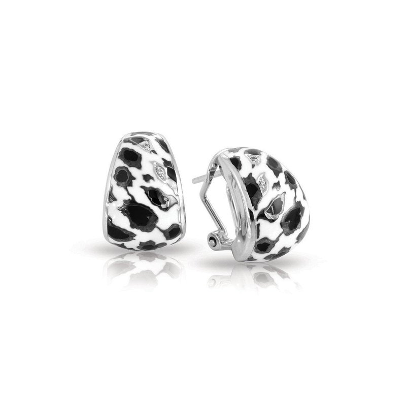 Belle Etoile Leopard Earrings