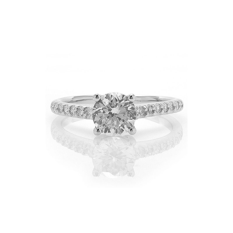 Toodie's Bridal Classic Diamond Engagement Ring