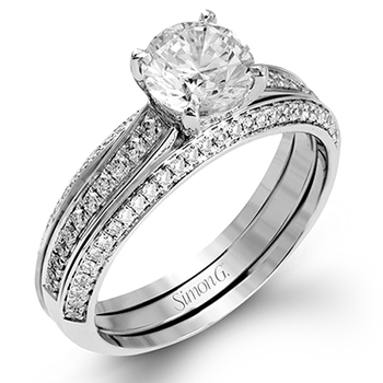 MR2713 WEDDING SET