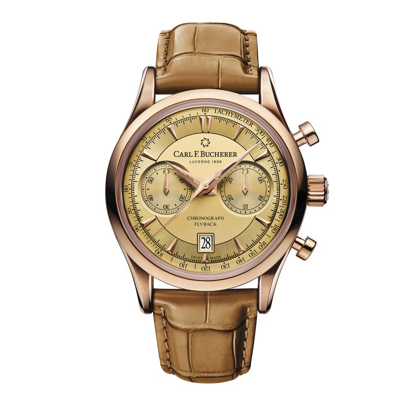 Carl F. Bucherer Manero Flyback