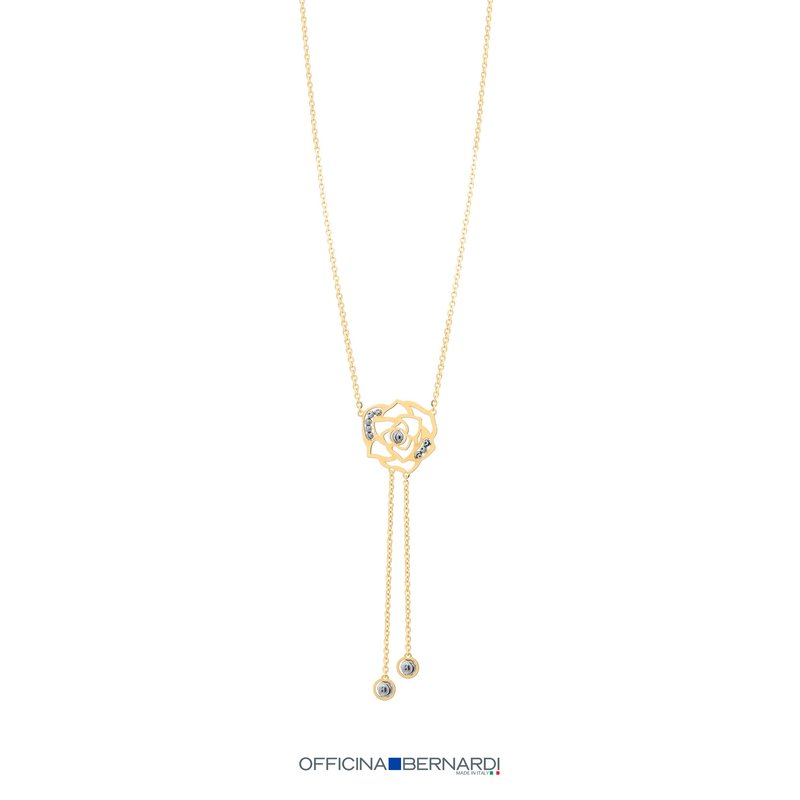 Officina Bernardi 16 +EXT Y-NECKLACE