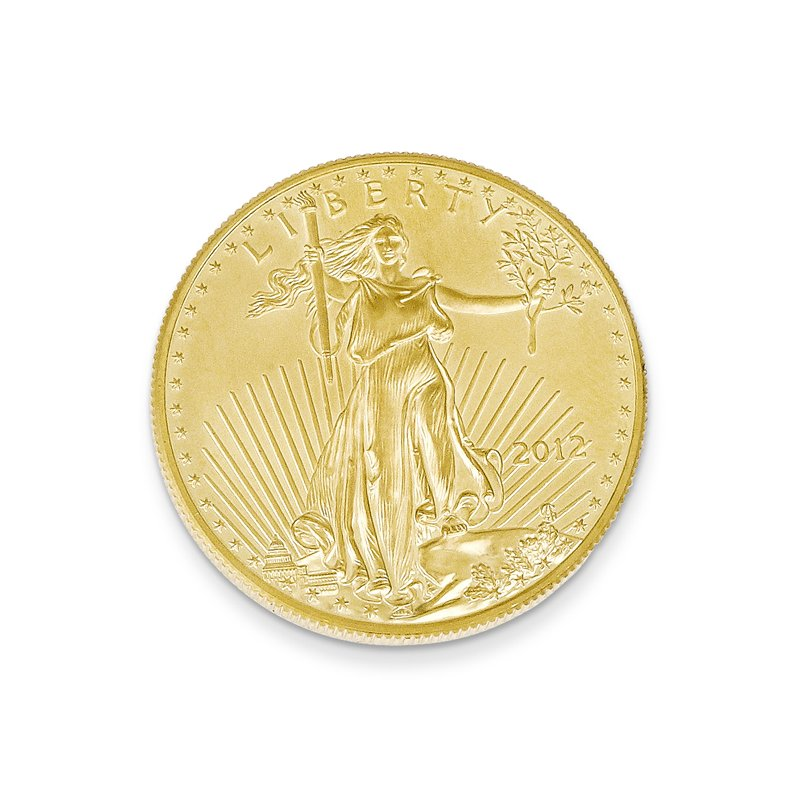 Quality Gold 22k 1/4 oz American Eagle Coin