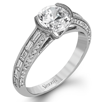 TR594 ENGAGEMENT RING