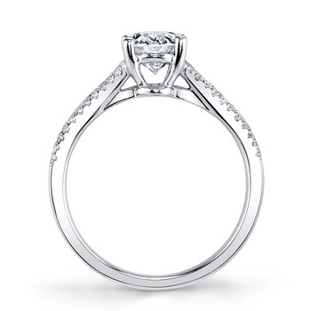 Diamond Engagement Ring 0.42 ct tw