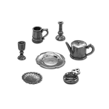Miniature & Piece Tableware Set