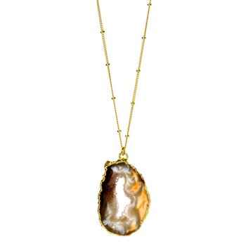 Venus Gold Necklace