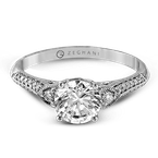 Zeghani ZR979 ENGAGEMENT RING
