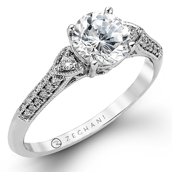 ZR979 ENGAGEMENT RING