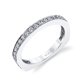 MARS Jewelry - Wedding Band 25943