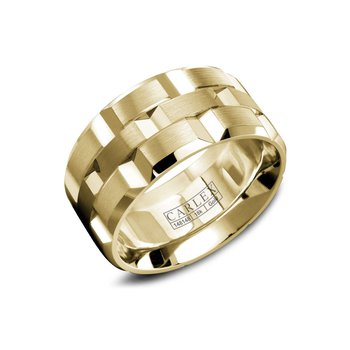 Carlex Generation 1 Mens Ring WB-9143Y