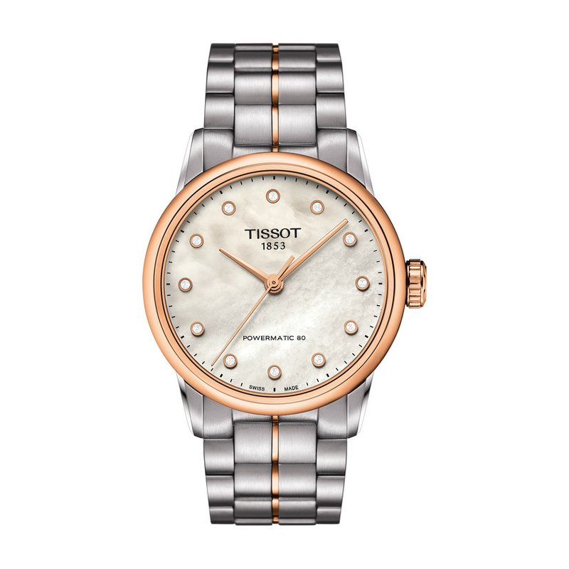 Tissot Tissot Luxury Lady Powermatic 80