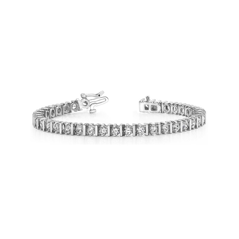 S. Kashi  & Sons Bar Tennis Bracelet