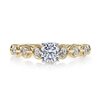 MARS Jewelry - Engagement Ring 25845
