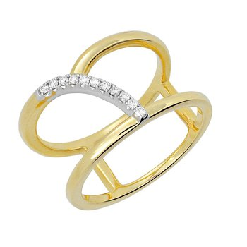 Diamond Fashion Ring - FDR13941YW