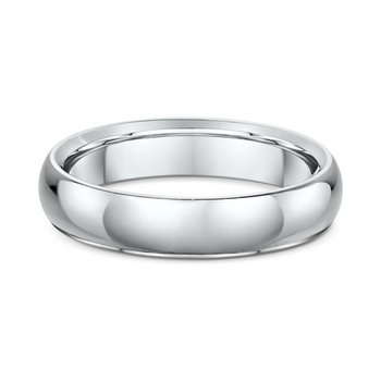 5mm Plain Wedding Band