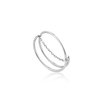 Modern Twist Chain Ring