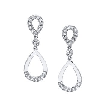 MARS 26872 Fashion Earrings, 0.46 Ctw.