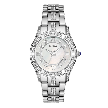 Bulova Ladies' Crystals