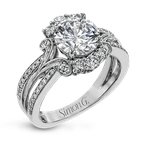 Simon G TR715 ENGAGEMENT RING