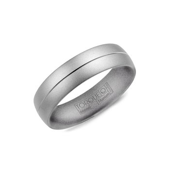 Torque Men's Fashion Ring TI-0011
