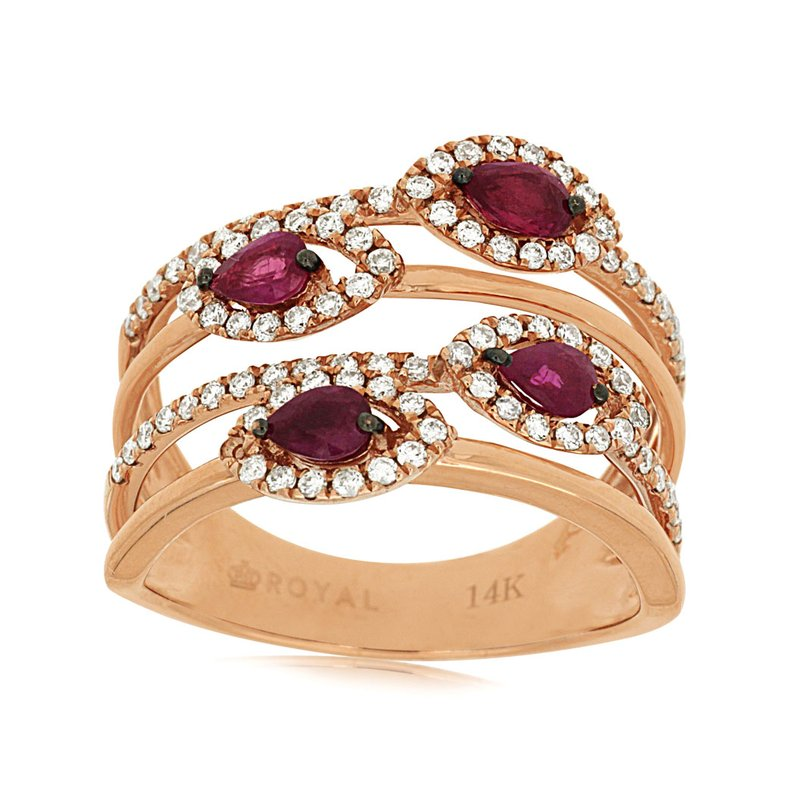 Royal Jewelry PC7351R