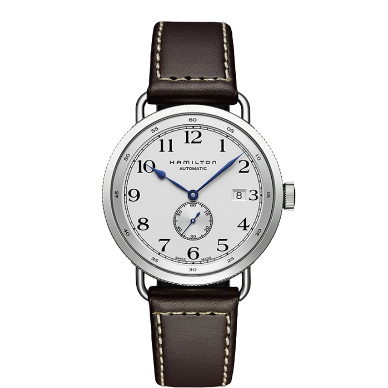 Hamilton Khaki Navy Navy Pioneer Small Second Auto