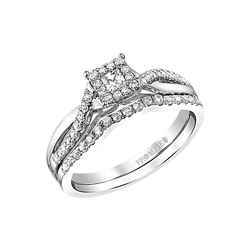 "Love Story Diamonds ""Elsa"" - Promise Collection by Love Story"