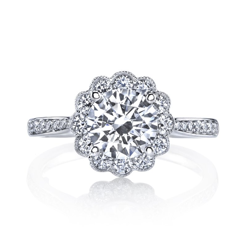 MARS Jewelry - Engagement Ring 25329