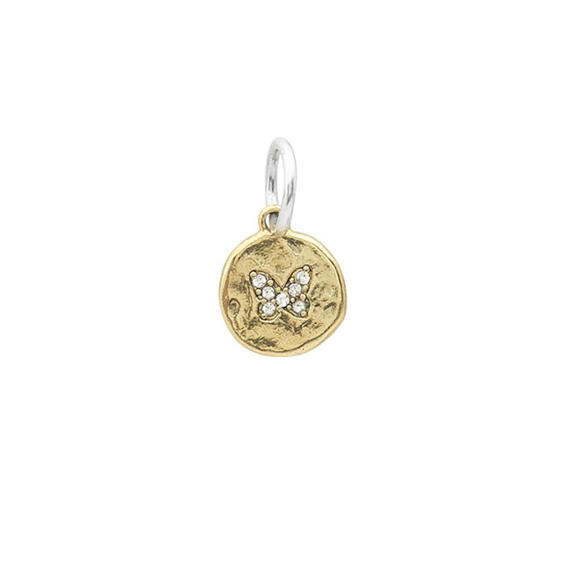 Waxing Poetic Illuminations Charm - Butterfly
