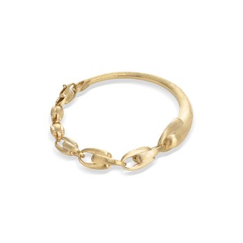 Lucia Yellow Gold Banglet