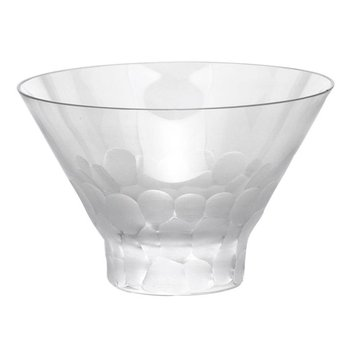 "Small Bowl 4.7"" D Clear"