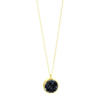 Petal Gold Necklace