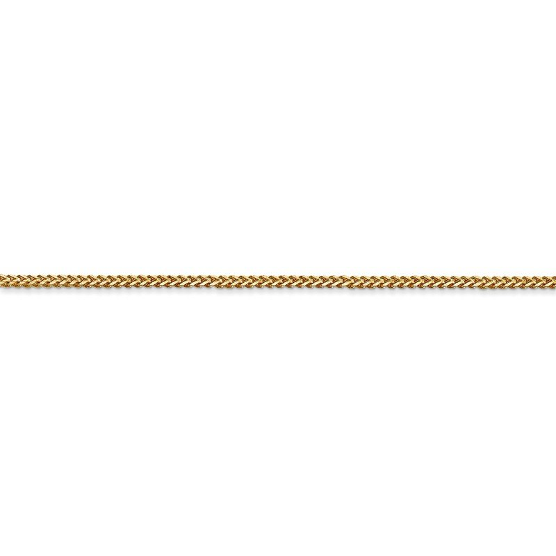 Leslie's Leslie's 14K 1.1mm Franco Chain