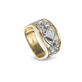 Designer Series Diamond Band