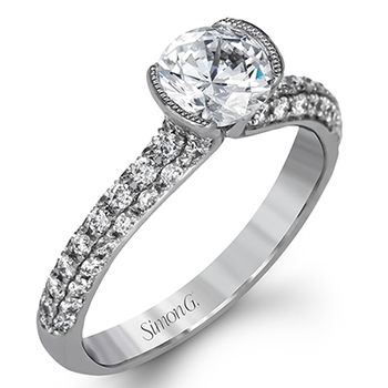 TR583 ENGAGEMENT RING