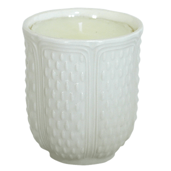 Scented Candle White