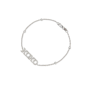 Diamond Xoxo Bracelet