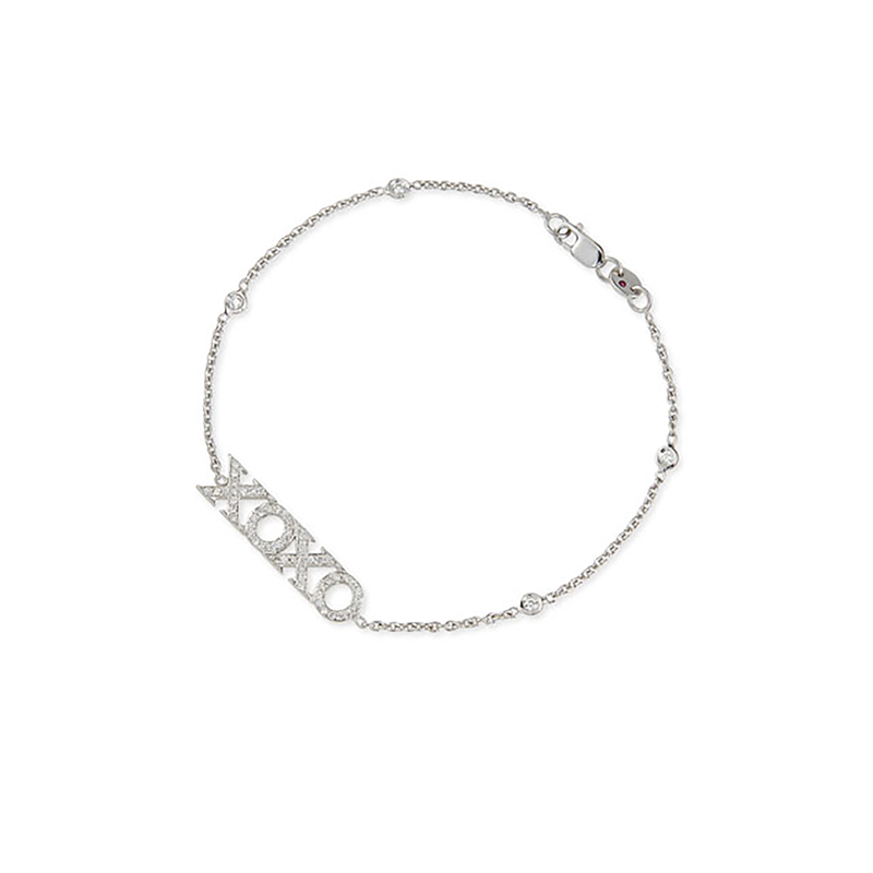 Roberto Coin DIAMOND XOXO BRACELET