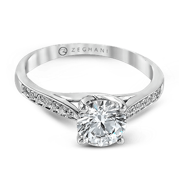 ZR561 ENGAGEMENT RING