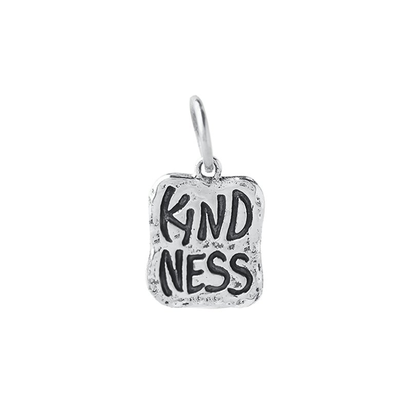 Waxing Poetic Beginning Of Wisdom Charm - Kindness