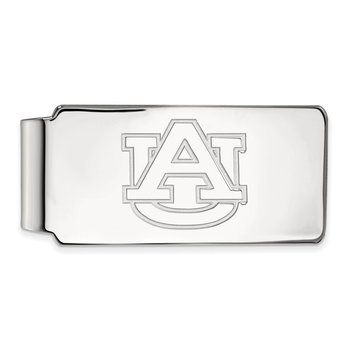 Gold Auburn University NCAA Money Clip