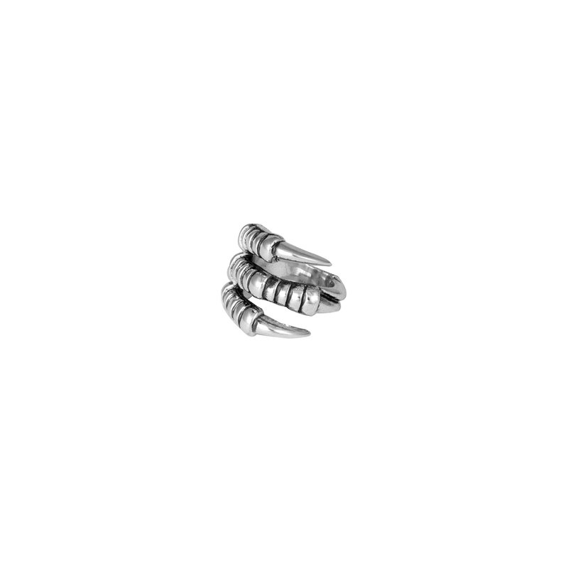 King Baby Large Raven Claw Ring