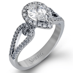 Simon G NR467 ENGAGEMENT RING