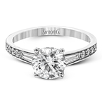 Simon G MR2219 ENGAGEMENT RING