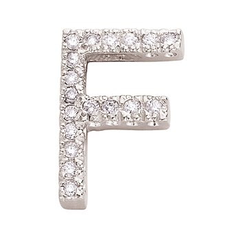 Alphabet Fishtail Series Letter F