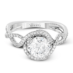 Simon G LP2304 ENGAGEMENT RING