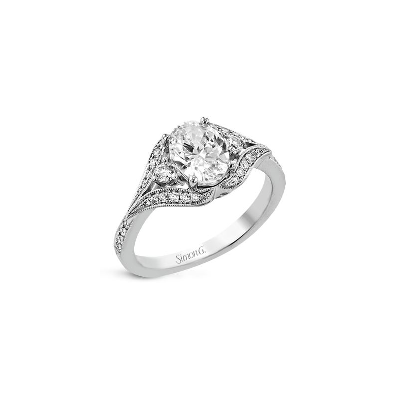 Simon G TR796 ENGAGEMENT RING