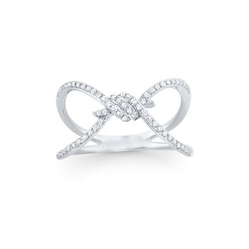 Love Intertwined Ring